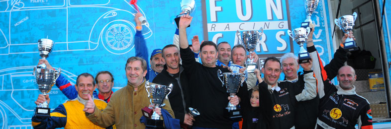 Podium Fun Cup - Jerez 2013